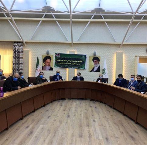 حضور مدیرعامل بانک کشاورزی در کارگروه جهش تولید و نقش تشکل ها در تولید بخش کشاورزی