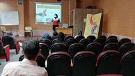 شهروندان منطقه 2 برای مقابله با بحران آموزش می بینند