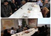 برگزاری کارگاه آموزشی کوهپیمایی همگانی مناطق ۲۲ گانه شهرداری تهران
