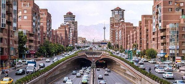 دریافت عوارض از ۵ تونل شهری تهران صحت ندارد