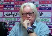 محمود فکری: رفتار بد تماشاگران استقلال را هرگز فراموش نمیکنم