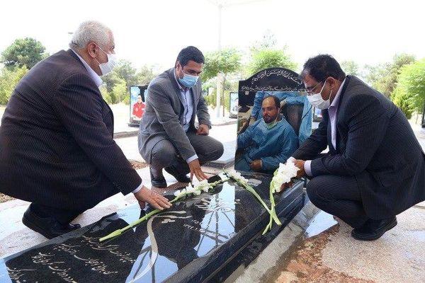همکاری بنیاد شهید و سازمان بهشت زهرا(س) در بهترین شرایط تعریف شده است