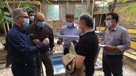بازدید مشاور و مدیرکل دفتر شهردار تهران از پروژه های سازمان عمرانی مناطق