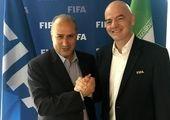 AFC مانع ورود مسائل سیاسی به فوتبال شود