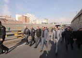 توقف فعالیت ها در نمایشگاه های بین المللی تهران