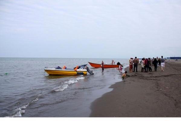 تصاویر تکان دهنده از پیکر مجید غلام نژاد بعد از غرق شدن + عکس