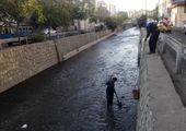 آمادگی مدیریت و تجهیزات شهری در محله های مرکزی شهر تهران برای بارش های فصلی