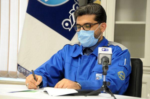 پیام تبریک مدیرعامل ایران خودرو به مناسبت هفته ناجا