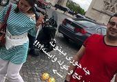 حجاب کامل خانم بازیگر + عکس