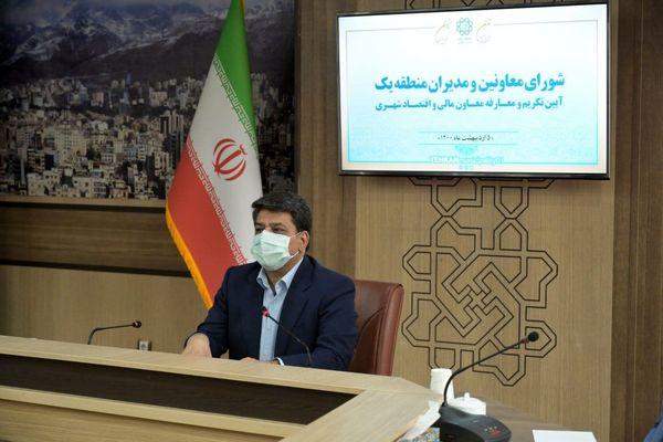 تلاش بی وقفه مدیریت شهری شمال تهران در نگهداشت شهر و تکمیل پروژه های اولویت دار منطقه