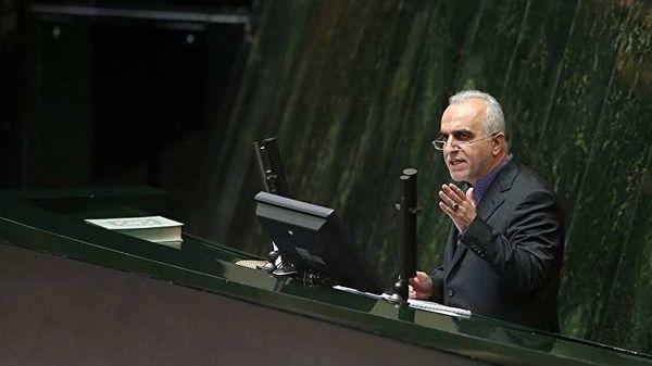 وزیر اقتصاد به مجلس می رود