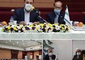 شعبه ایثار بیمه دی افتتاح شد