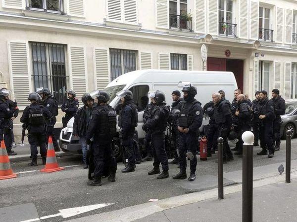 پایان گروگانگیری در پاریس