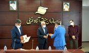 مدیرعامل سازمان منطقه آزاد انزلی از کارکنان روابط عمومی و امور بین الملل تقدیر به عمل آورد