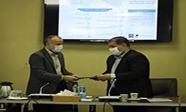 """تقدیرنامه """"تلاش برای شهر"""" به شهرداری منطقه سه تهران اهدا شد"""