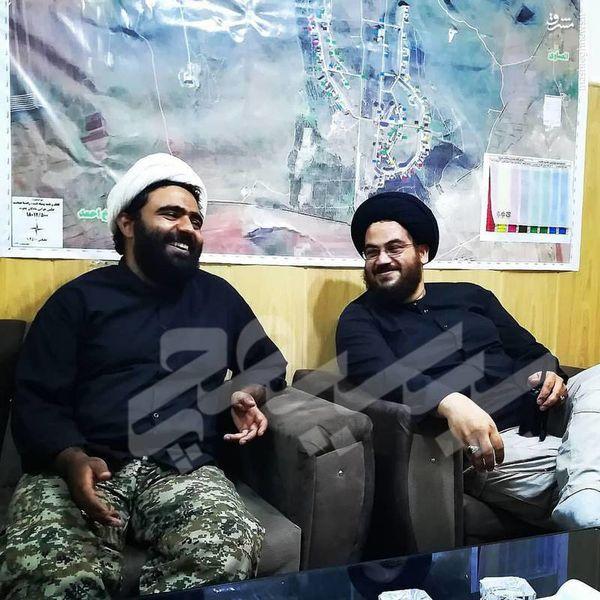 فرزند حسین شریعتمداری به ایران بازگشت +عکس