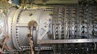 تعمیر و بازسازی قطعات توربین سولار در شرکت آغاجاری