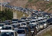 آخرین وضعیت ترافیکی هراز، چالوس و فیروزکوه