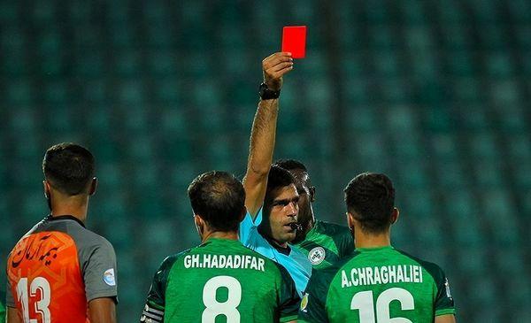 اعلام اسامی داوران هفته نهم لیگ برتر فوتبال