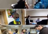 نیمی از پاکبانان منطقه 7، مرحله اول واکسن کووید- ۱۹ را دریافت کردند