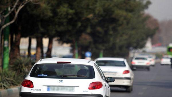 تردد خودروها در ٢٢ معبر تهران ممنوع است