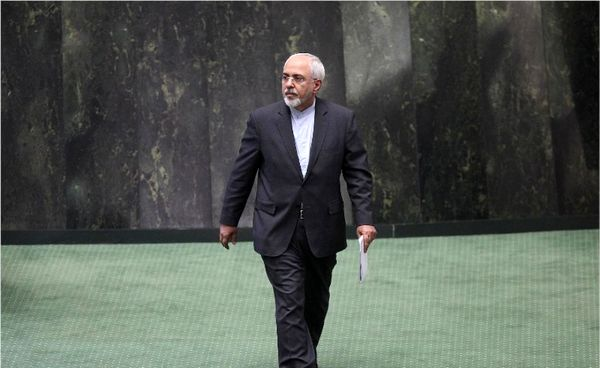 ظریف به کمیسیون امنیت ملی فراخوانده شد