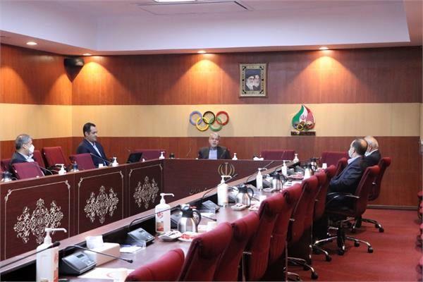 نخستین نشست ستاد بازیهای داخل سالن و هنرهای رزمی تایلند برگزار شد