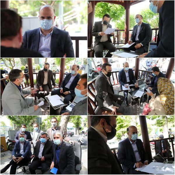 ابتکار شهردار قلب فرهنگی پایتخت در دوشنبههای پاسخگویی