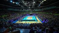 قرعه کشی والیبال جام ملت های آسیا مشخص شد