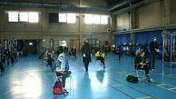 برگزاری آزمون پایانی بیست و هفتمین دوره مربی بدنساز آکادمی ملی المپیک