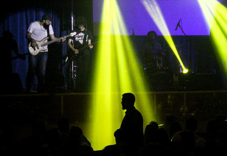 کنسرتهای صحنه ای از سر گرفته می شود