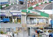 دور جدید فعالیت های جمع آوری پسماند خشک در مرکز شهر تهران آغاز شد