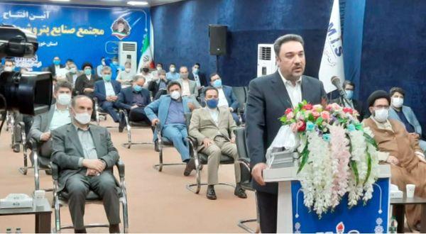 سرمایهگذاری ۸۵۰میلیون دلاری و ارزآوری سالانه ۲۶۸میلیون دلاری در پروژه مسجدسلیمان