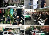 آبنما های شمال تهران خون گریست
