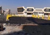 گشایش ترافیکی پل اصلی تقاطع میدان جانبازان