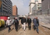 آغاز اقدامات مربوط به زیرسازی مسیر زیرگذر کوی نصر