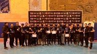 تیم اسپورت کیک بوکسینگ شمیرانات قهرمان شد