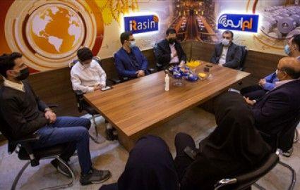 پایگاه خبری ایراسین به شبکه اطلاعات فولاد ایران تبدیل میشود
