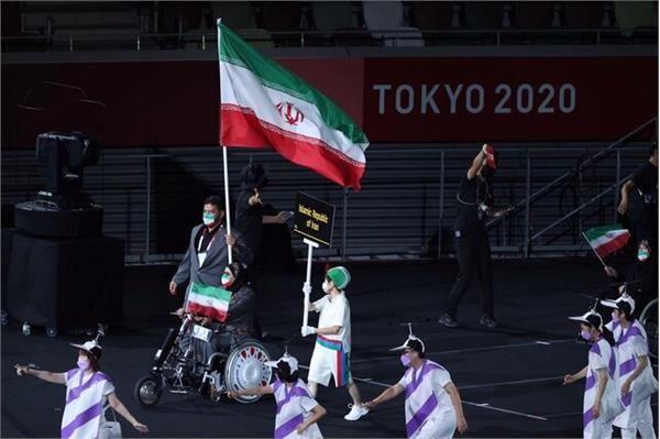 تبریک رئیس کمیته ملی المپیک به کاروان اعزامی به بازیهای پارالمپیک توکیو