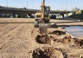 افتتاح بوستان برزگران در محله گرگان