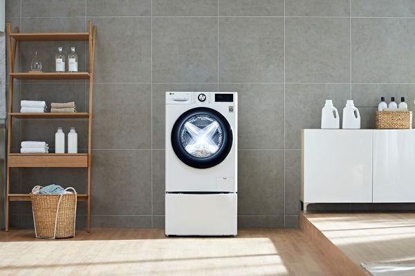 عرضه ماشین لباسشوییهای LG با هوش مصنوعی و موتور Direct Drive