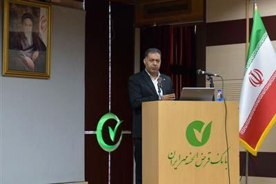 حرکت سریع بانک قرض الحسنه مهر ایران در مسیر بانکداری بدون کاغذ