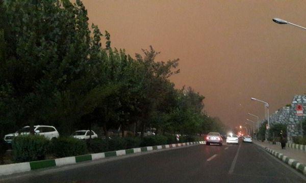 هوا در وضعیت ناسالم برای گروههای حساس جامعه